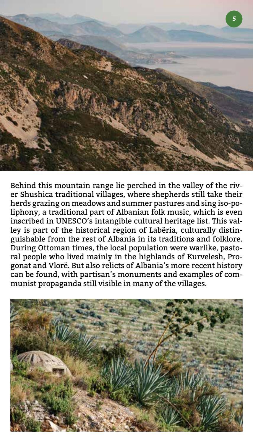 Hiking Trails in Himara Region page 5