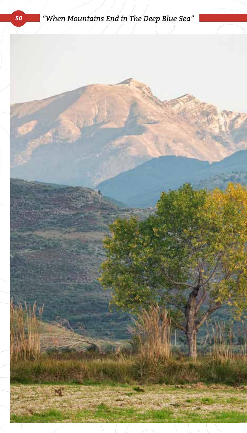 Hiking Trails in Himara Region page 50