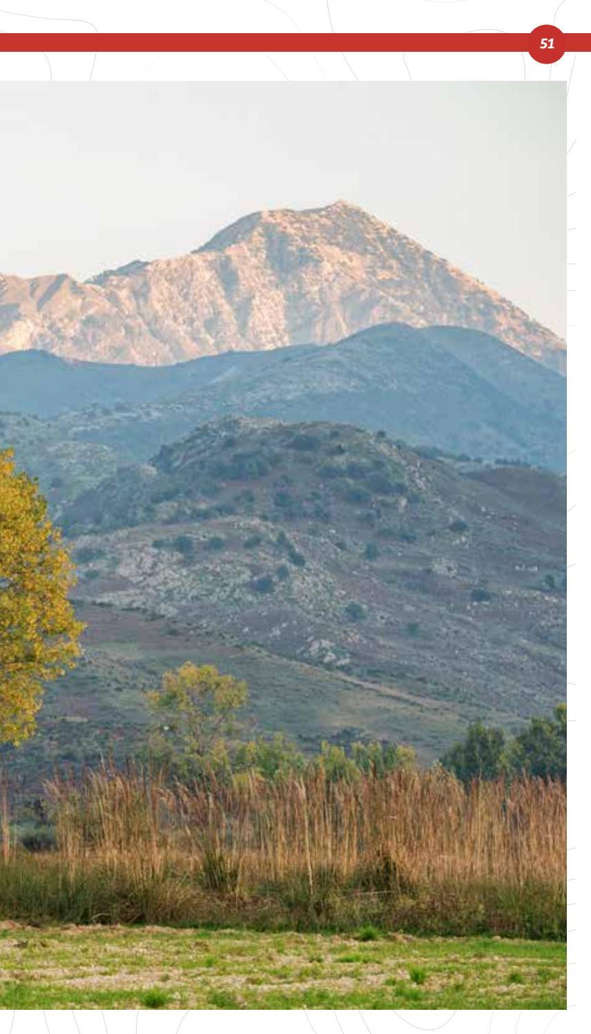 Hiking Trails in Himara Region page 51
