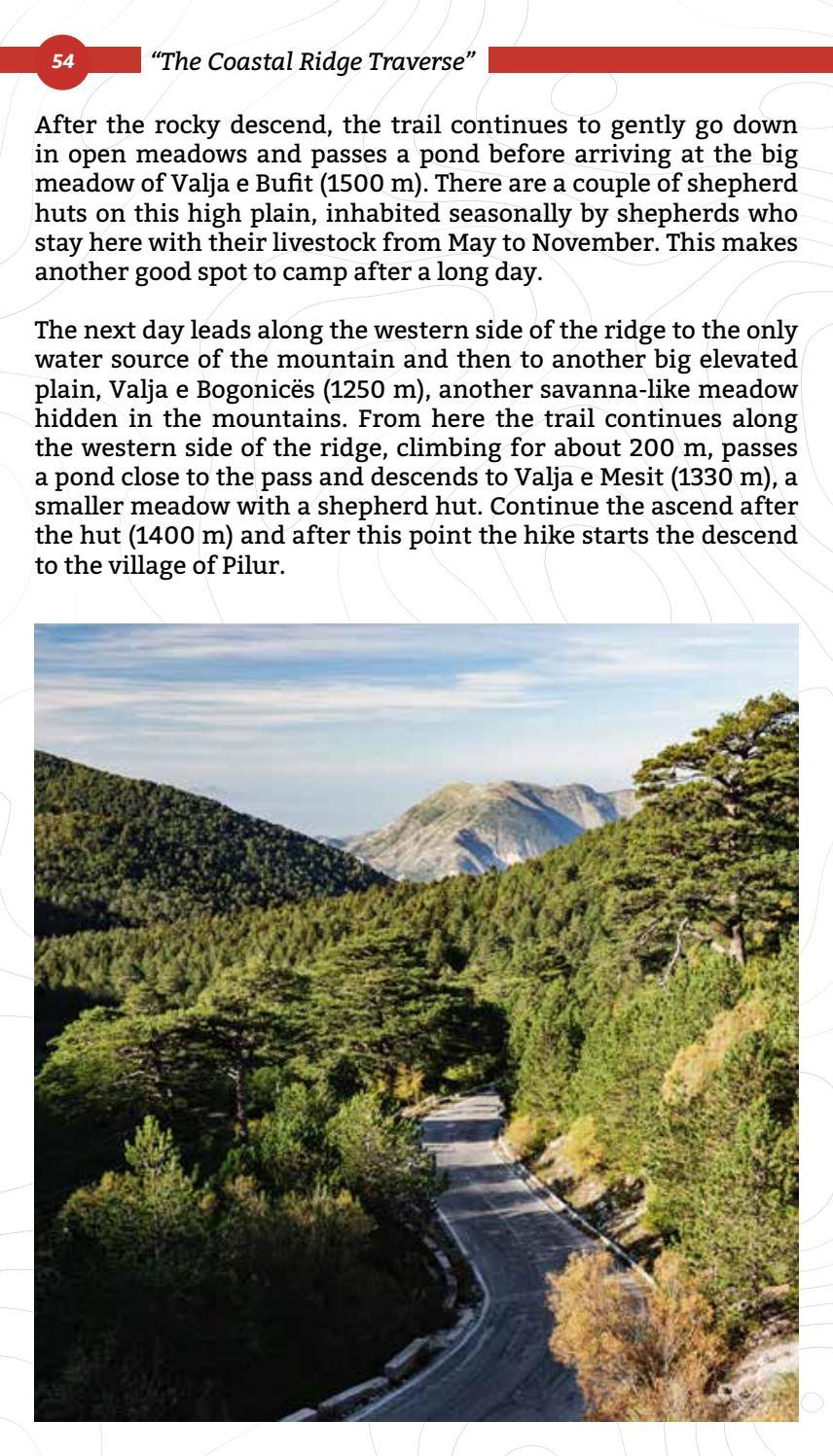 Hiking Trails in Himara Region page 54
