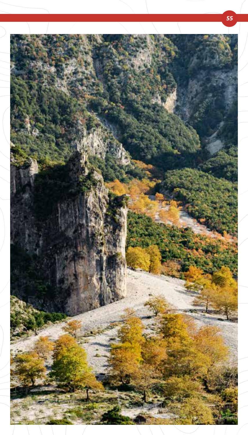 Hiking Trails in Himara Region page 55