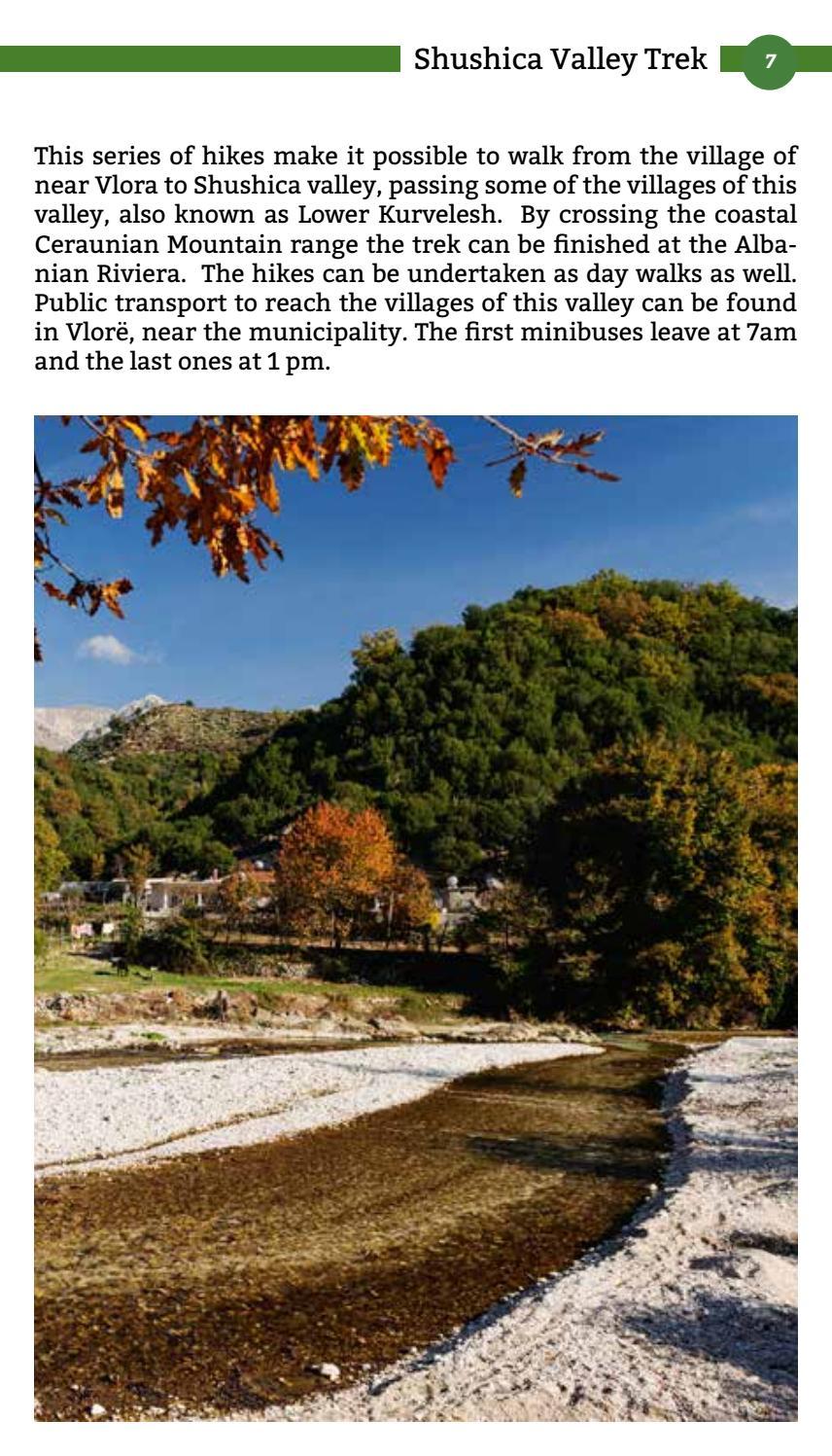 Hiking Trails in Himara Region page 7
