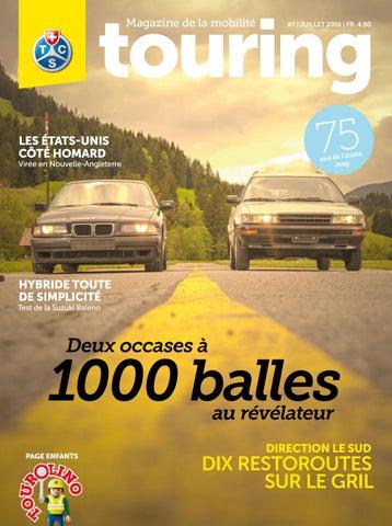 2016 Touring Français By Schweiz Suisse 7 Club Svizzera 4RjL5qA3