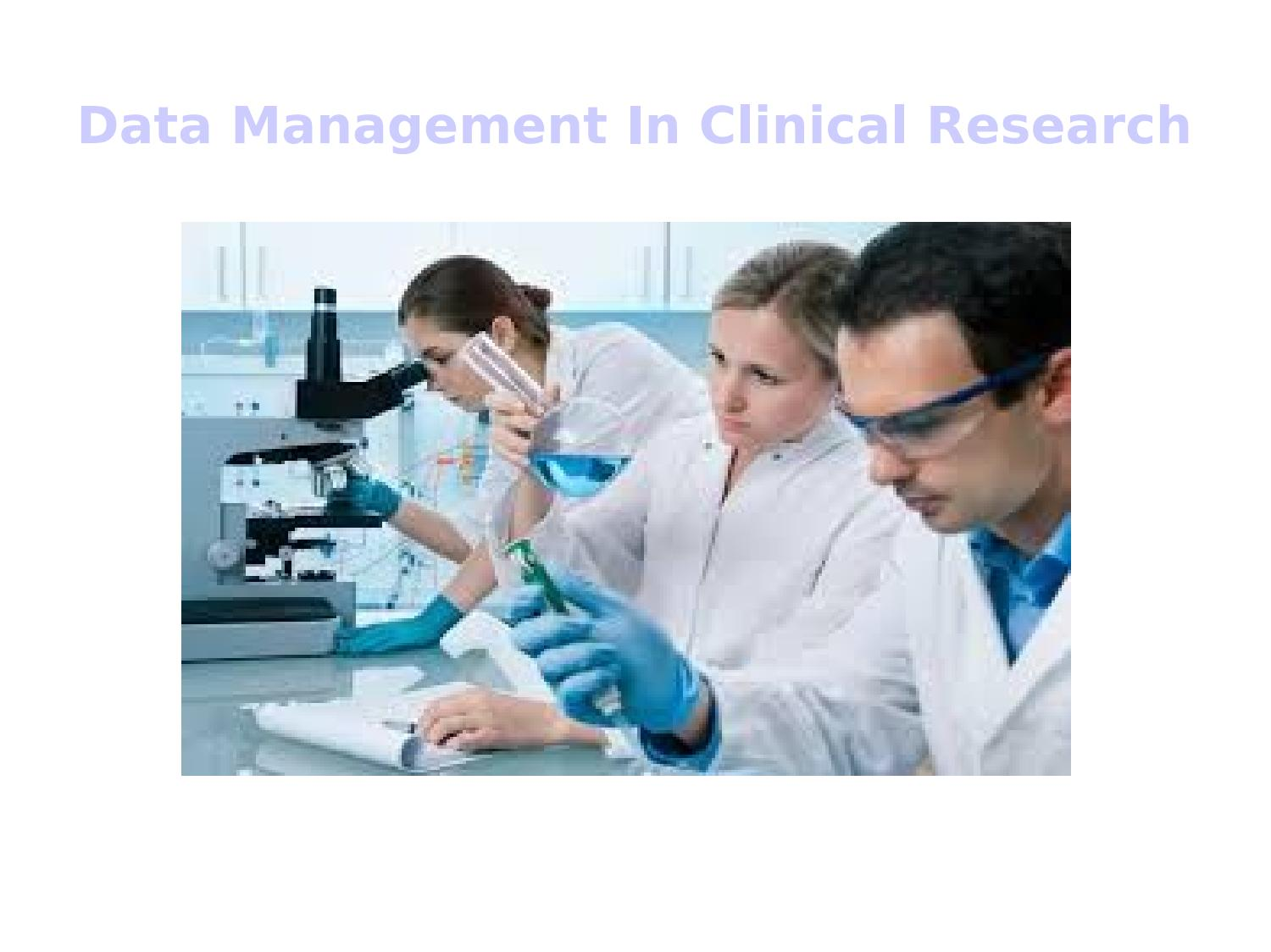 Study Management - Clinical Trial Resources - Clinical ...
