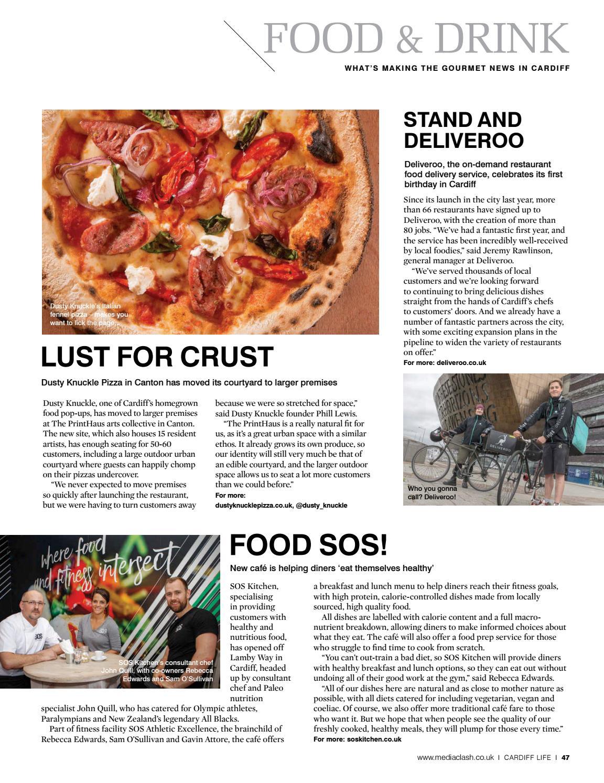 Cardiff Life Issue 153 By Mediaclash Issuu