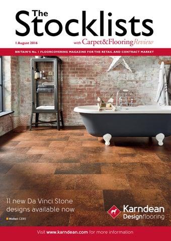 Karndean Bathroom Floor Tiles