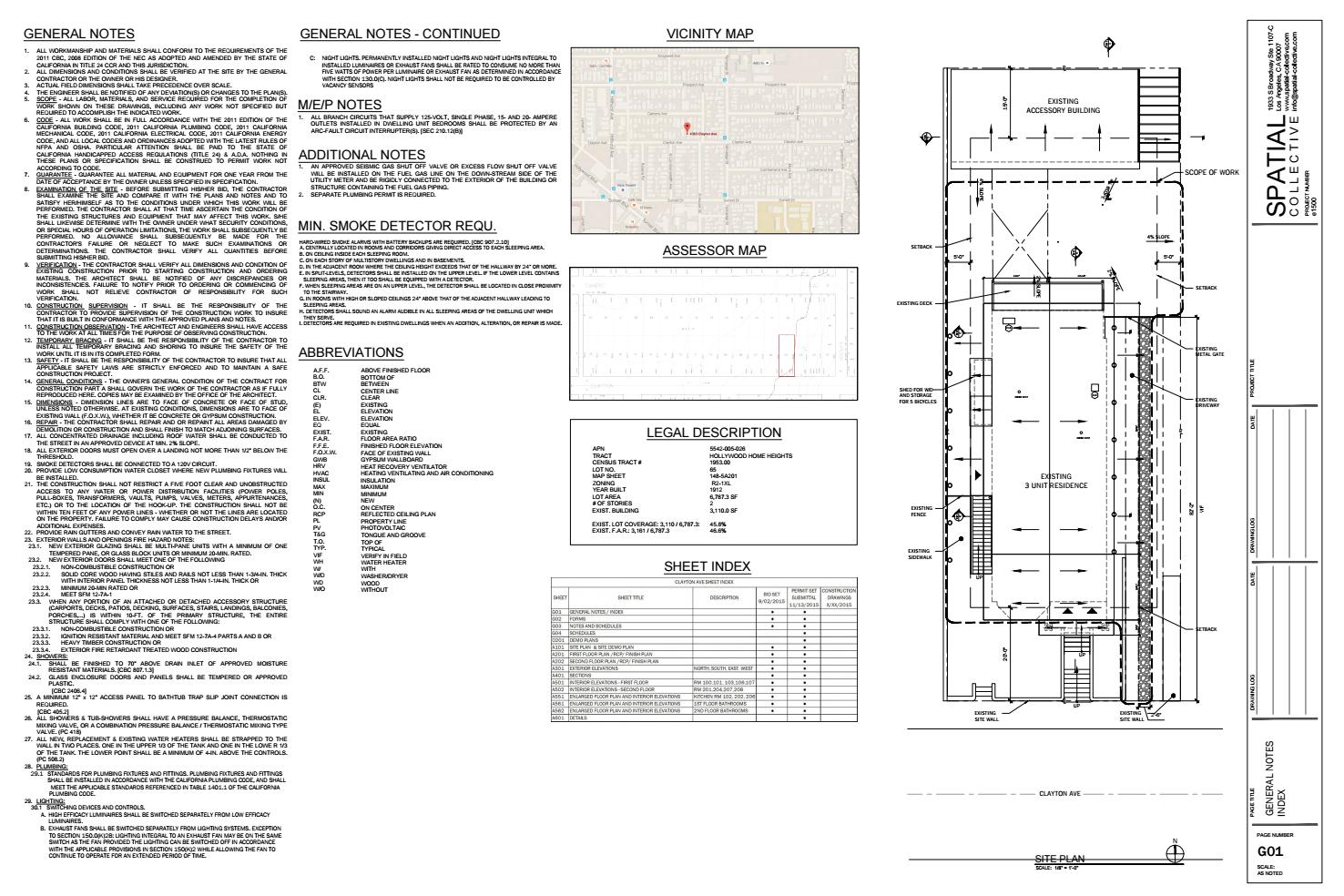 Permit Set Sample By Christine Forster Jones Issuu With Arc Fault Circuit Breaker Wiring Diagram On Hard A Stove