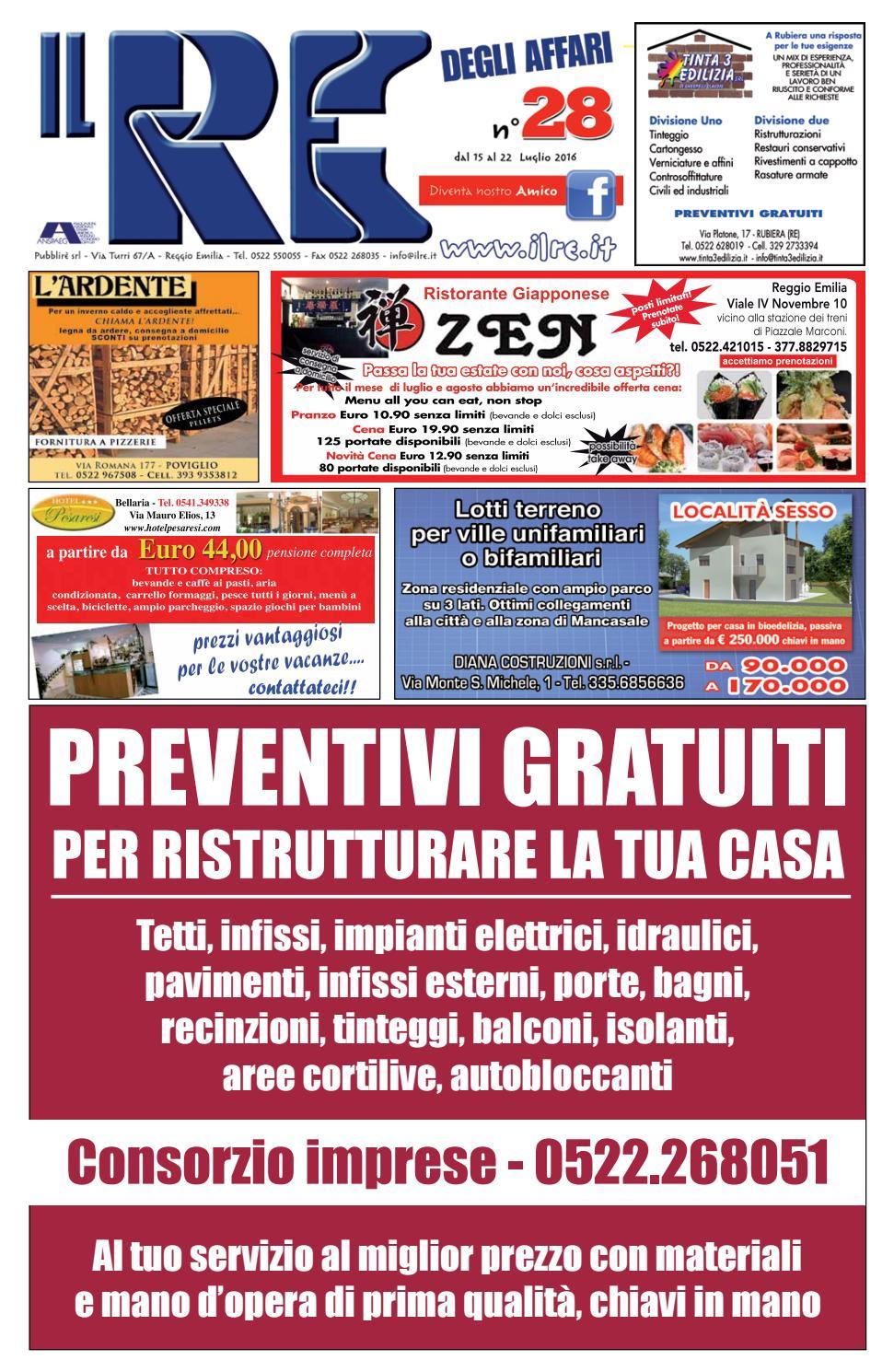 c60e0a50c4 IL RE DEGLI AFFARI NR. 28/2016 by Il Re degli Affari - issuu