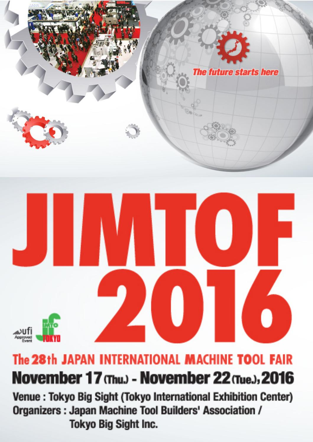 JIMTOF 2016 by publish-industry India - issuu
