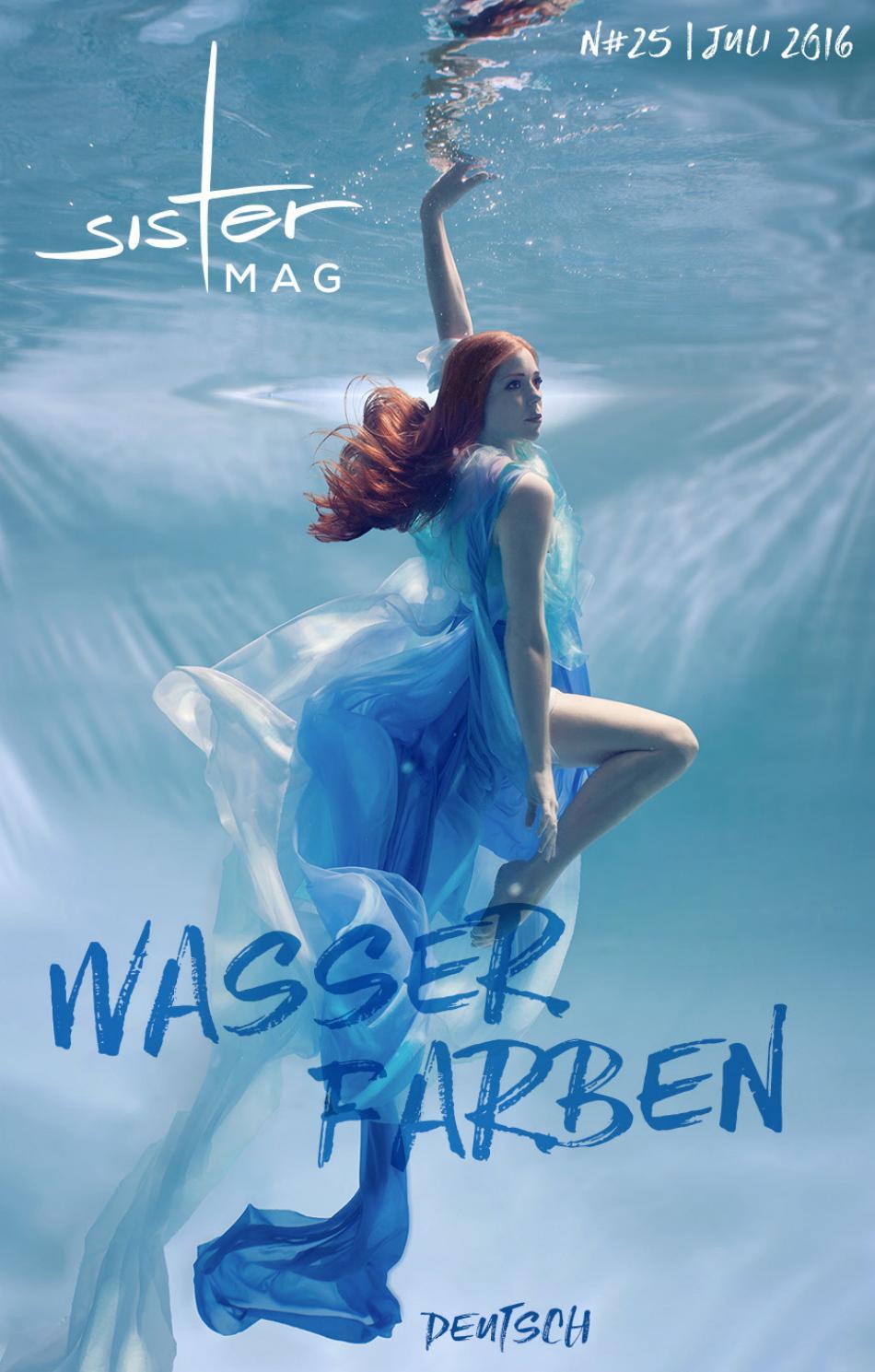 sisterMAG Ausgabe 25 - \