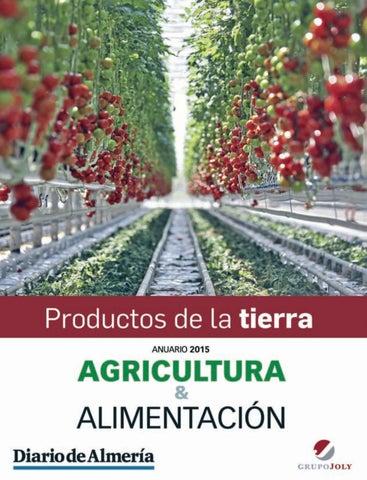 Anuario 2015 Agricultura y Alimentación by Joly Digital - issuu e5453510e1b