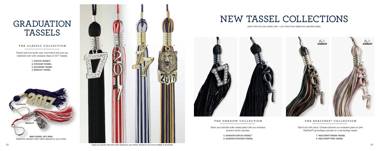 High School Graduation Products Catalog By Jostens Issuu