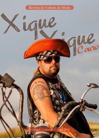 Xique Xique  3 Couro by Xique Xique Revista de Cultura de Moda - issuu 35e9eaa4743