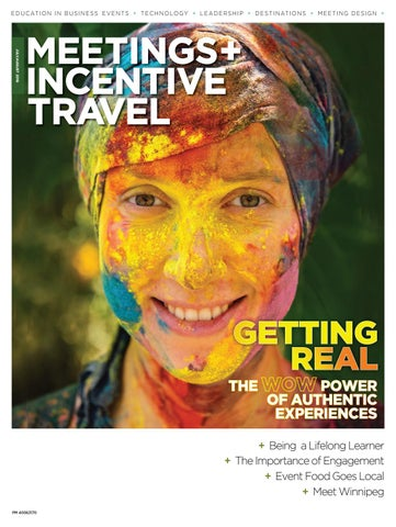 3d84b9216f34 Meetings + Incentive Travel July.August 2016 by Annex Business Media ...