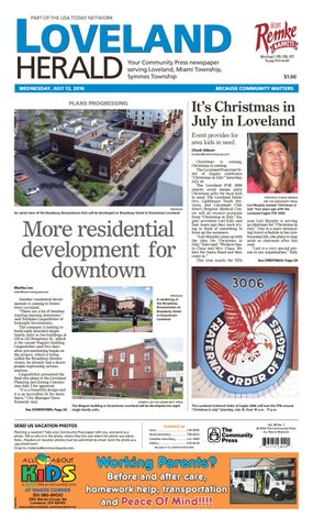 Loveland Herald 071316 By Enquirer Media Issuu