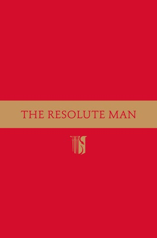 The Resolute Man by Theta Chi Fraternity - issuu