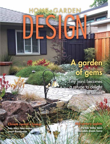 Home Garden Design Summer 48 By Mountain View Voice Issuu Inspiration Home Landscaping Designs Remodelling
