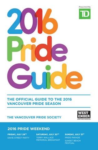 4dfd6f717f 2016 Pride Guide by Westender - issuu