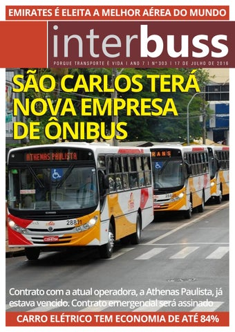 3305d7a3cef92 Revista InterBuss - Edição 303 - 17 07 2016 by Revista InterBuss - issuu
