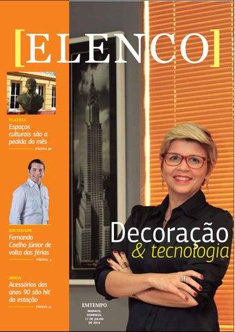 Elenco - 17 de julho de 2016 by Amazonas Em Tempo - issuu acdea12306