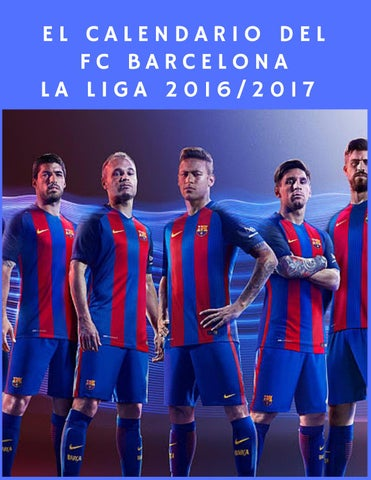 FC BARCELONA MEMORY SEASON 2016 2017 by FC Barcelona - issuu 7f6be5d00d1