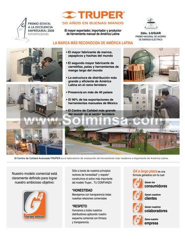Catalogo distribuidor truper peru www solminsa com lima by ... 08ae9719fbe0