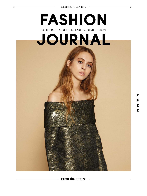 Fashion Journal 159 By Furst Media