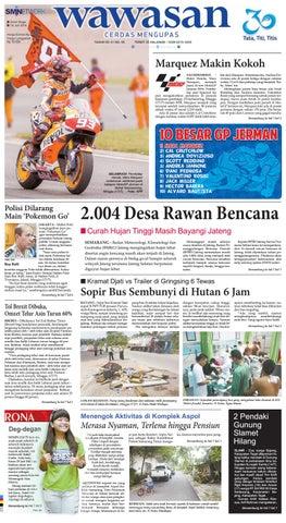 WAWASAN 18 Juli 2016 by KORAN PAGI WAWASAN - issuu 66ebe165d1