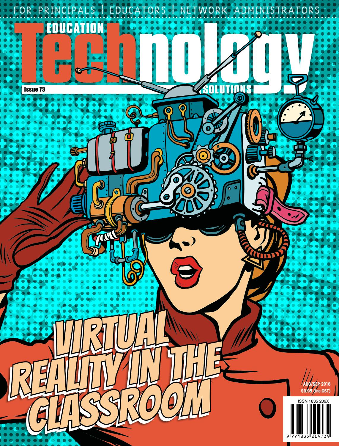 Education Technology Solutions, Issue #73 by Interactive Media ...