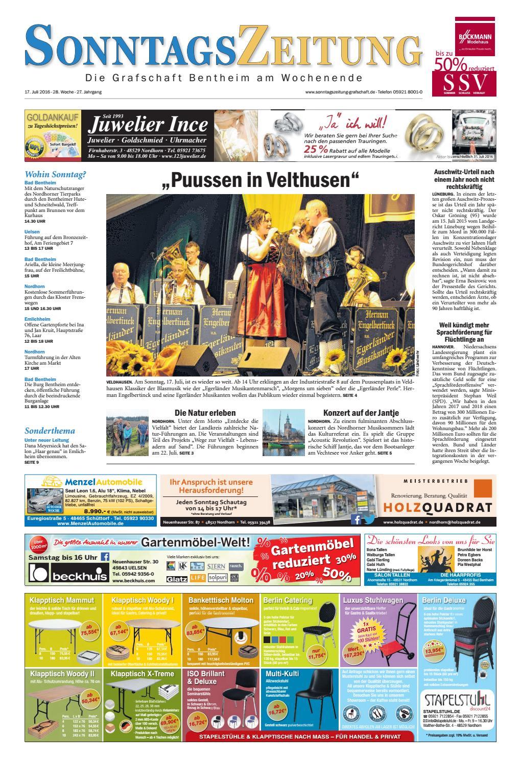 Sonntagszeitung Karlsruhe