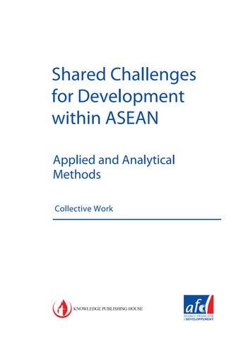 Etudes de l AFD No. 8   Shared Challenges for Development within ... 9e08cfaea93e