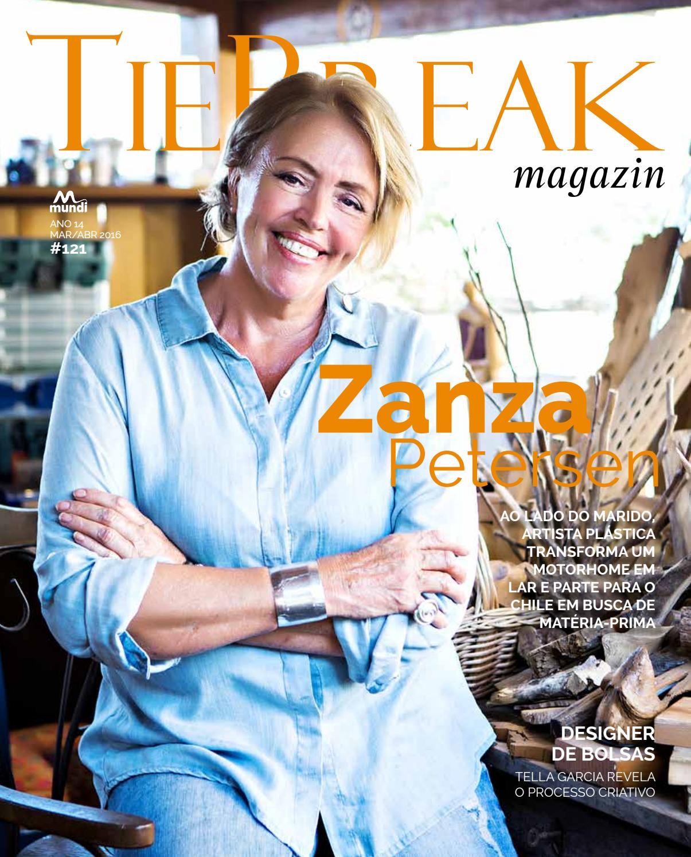 Revista tie break ed 121 by mundi editora issuu for Wohndesign tamara petersen