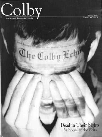 48254e930071 Colby Magazine vol. 86, no. 1 by Colby College Libraries - issuu