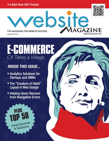 Website magazine august 2016 by website magazine issuu page 1 fandeluxe Choice Image