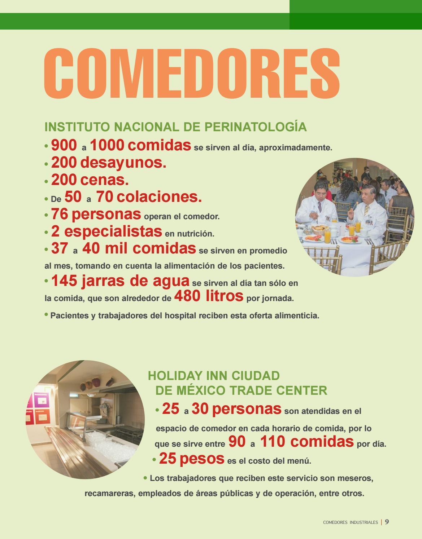 Comedores Industriales, Julio - Agosto de 2016 by Editorial Nuevo ...