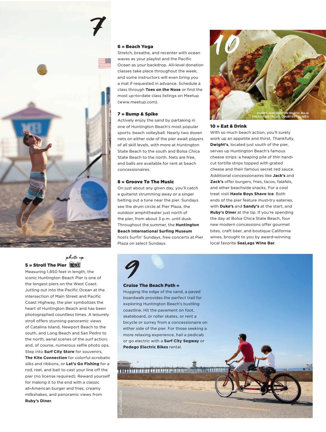 Huntington Beach 2016 | 2017 Official Visitors Guide by