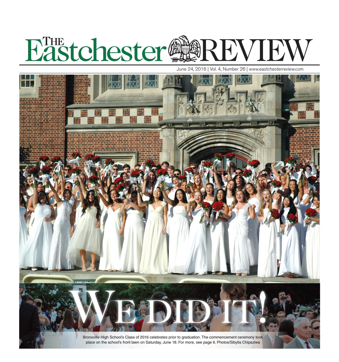 June 24, 2016 by The Eastchester Review - issuu