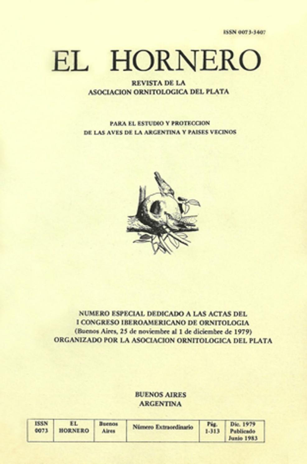 V12ne by Aves Argentinas - issuu