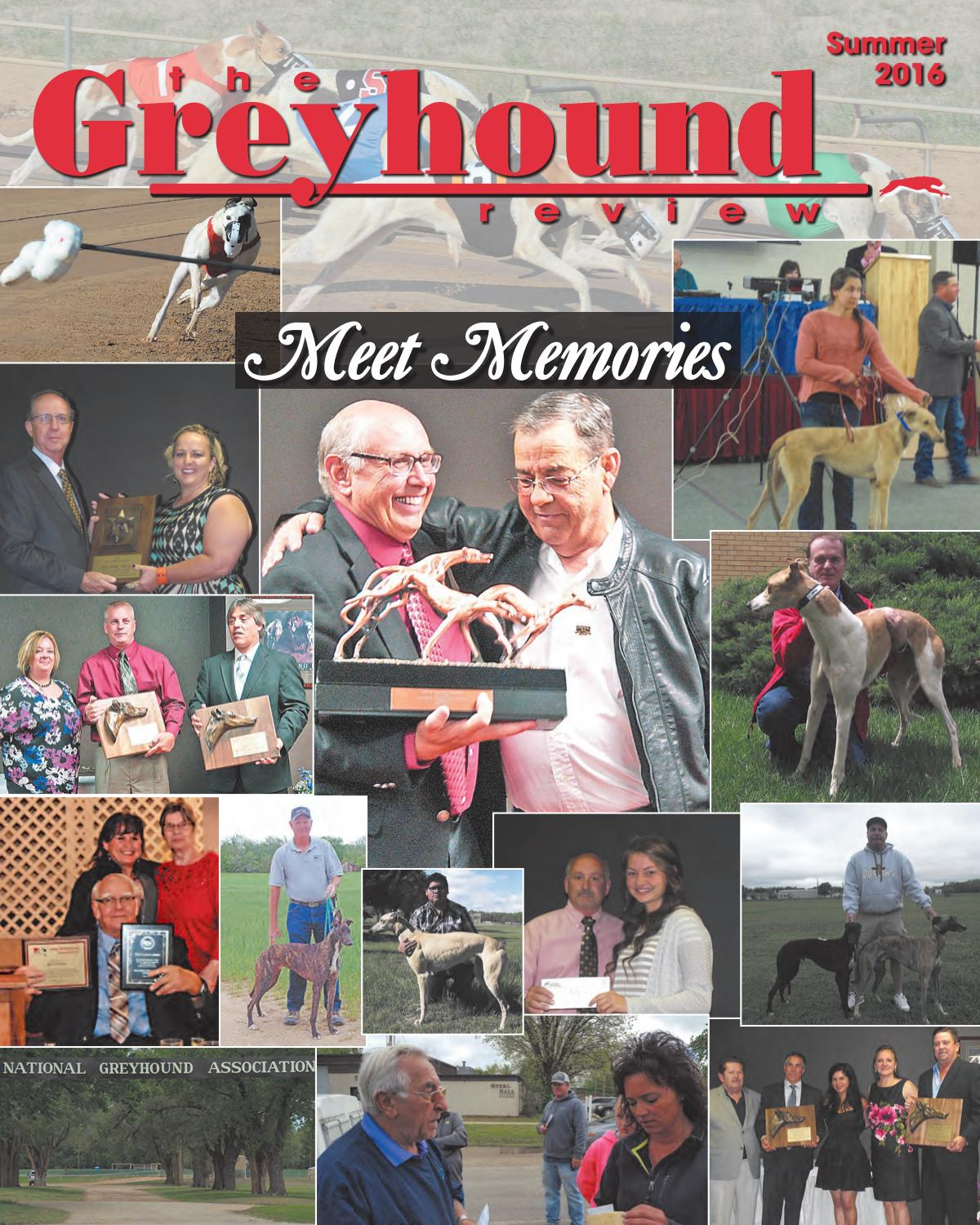 National Greyhound Association Summer Review by Leslie Csokasy - issuu
