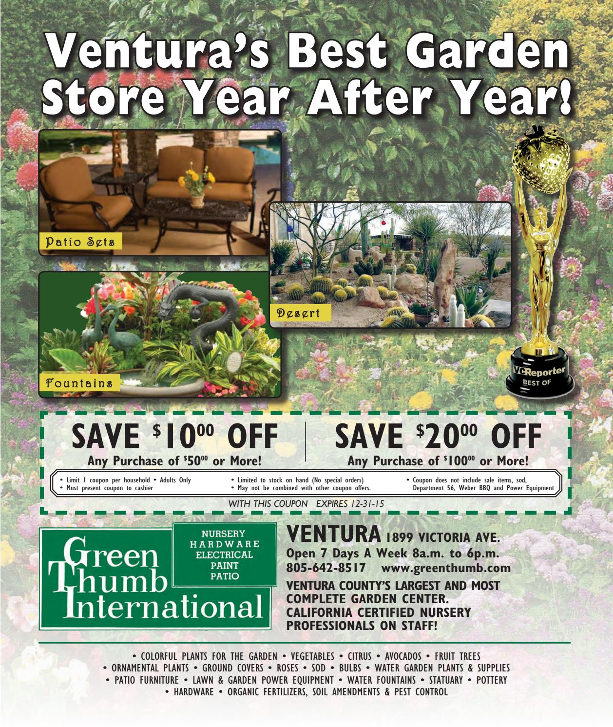 Ventana Monthly Magazine