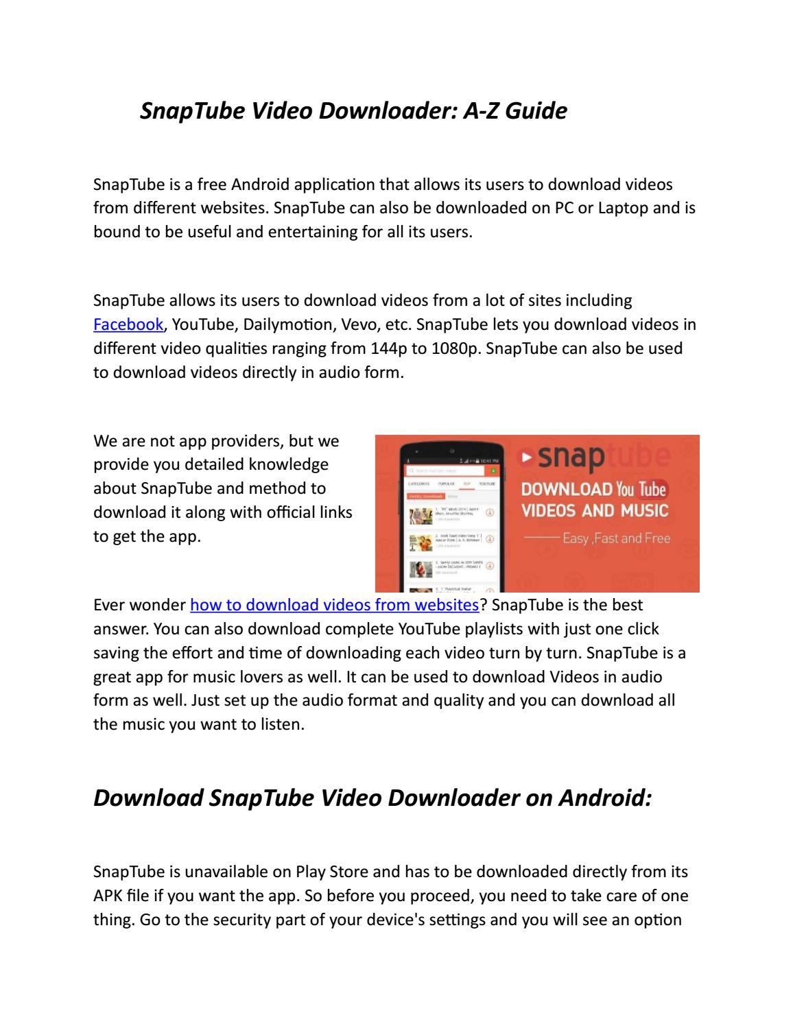 🏆 Facebook video downloader apk link   Facebook Video Downloader