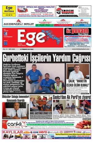 f008a08be1a62 19 TEMMUZ 2016 SALI by EGE GAZETESİ - issuu