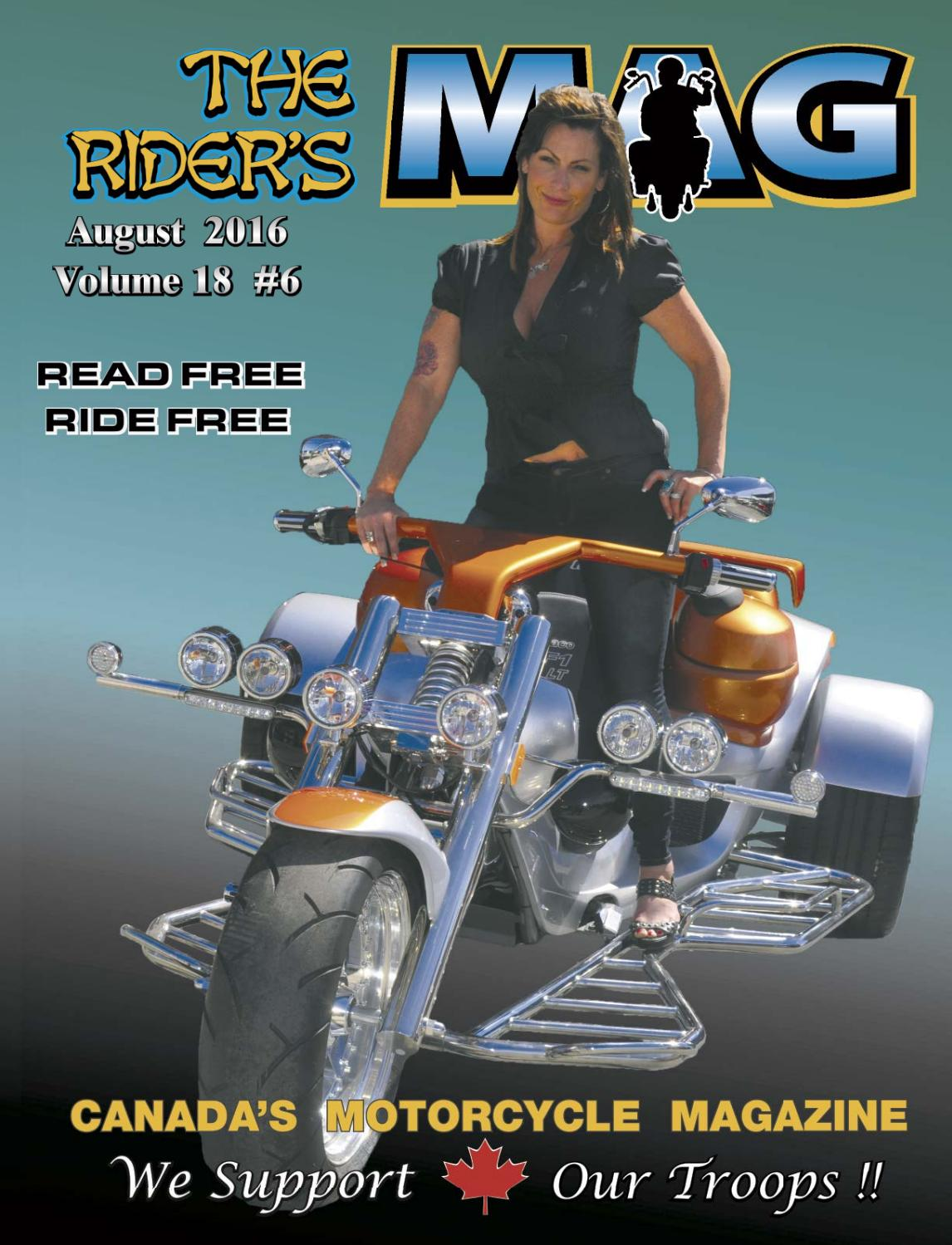 The Riders Mag August 2016 v18 n06 by The Rider\'s Mag - issuu