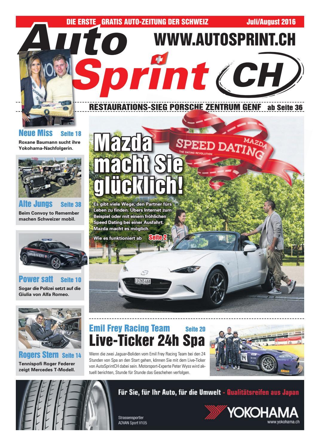2016 07 Autosprint De By Autosprintch Issuu