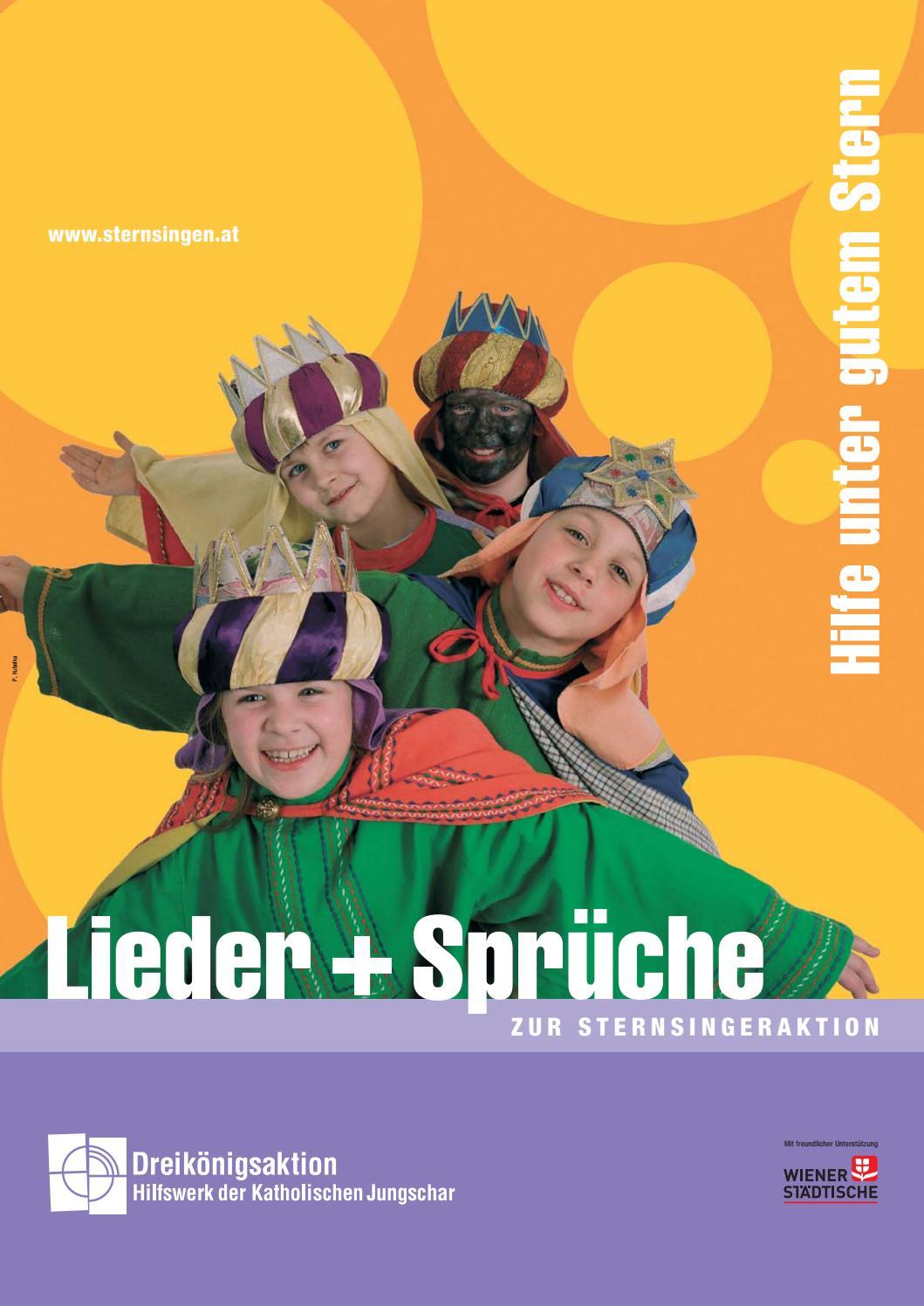 Lieder Und Sprüche Zur Sternsingeraktion 2 2005 By Silvia