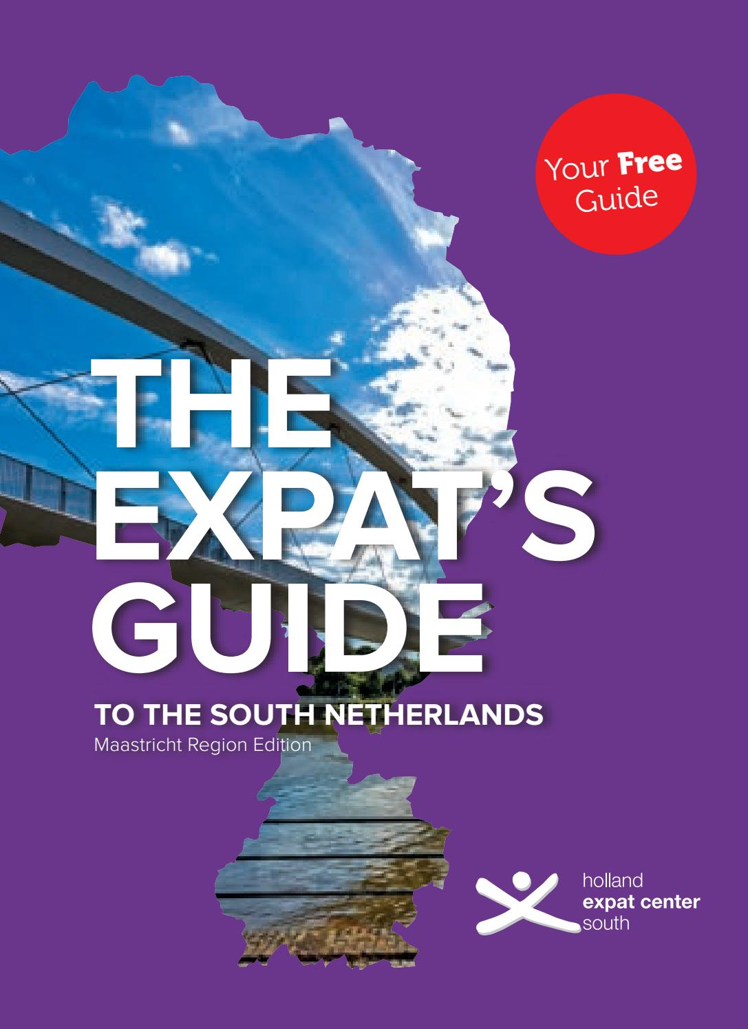 The Expat's Guide To The Southherlands: Maastricht Region Edition,  Summer 2016 By Holland Expat Center South  Issuu