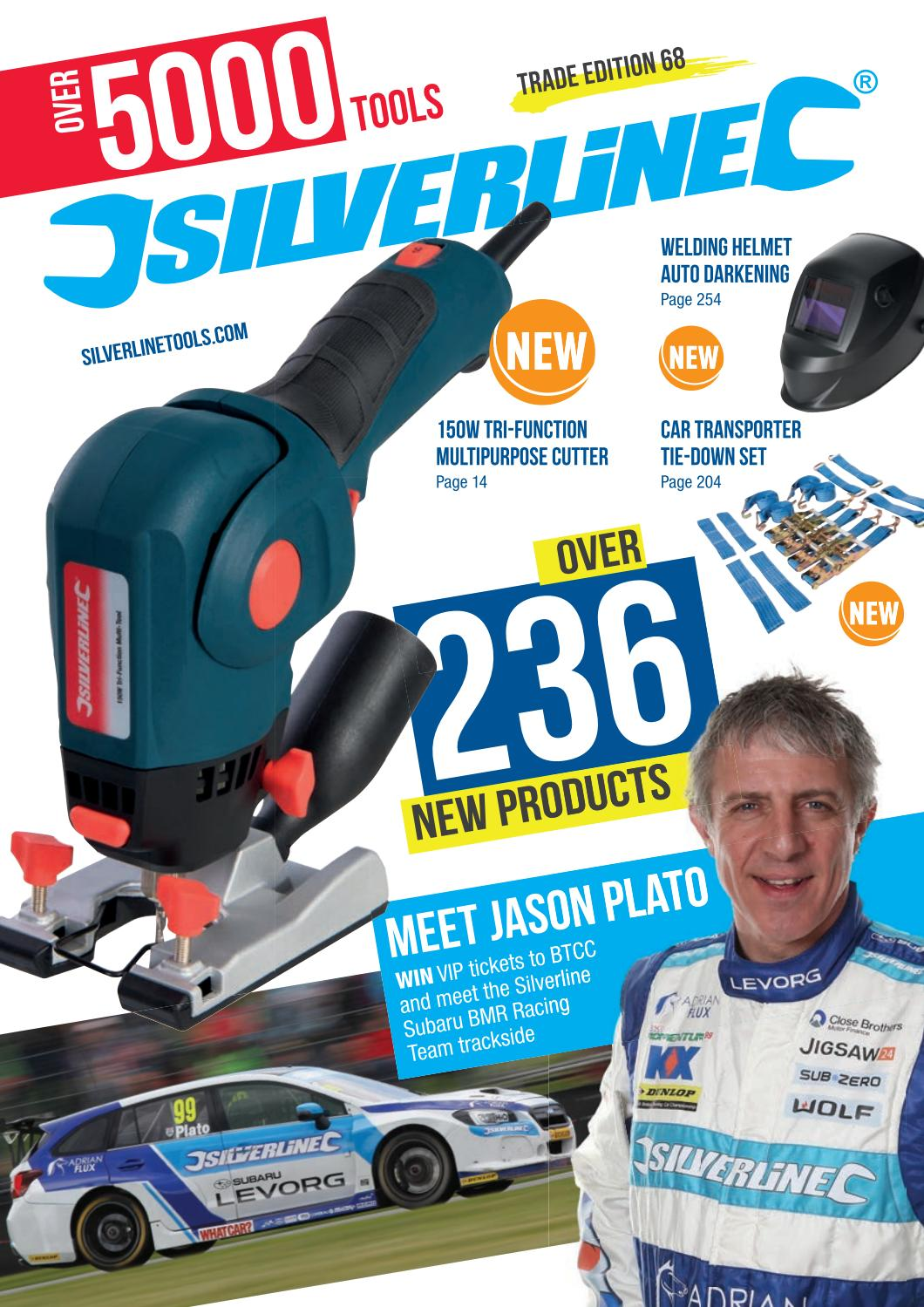 c7702fa5031 Silverline Tools Catalogue by Silverline Tools - issuu