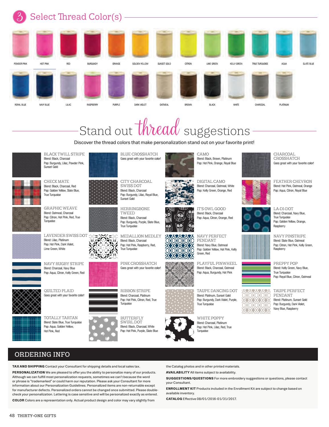 colours that go with purple in a bedroom thirty one fall winter 2016 catalog by fowler 21233