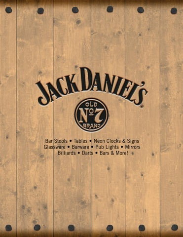 Jack Daniel S 174 Lifestyle Products Catalog By Ace Product