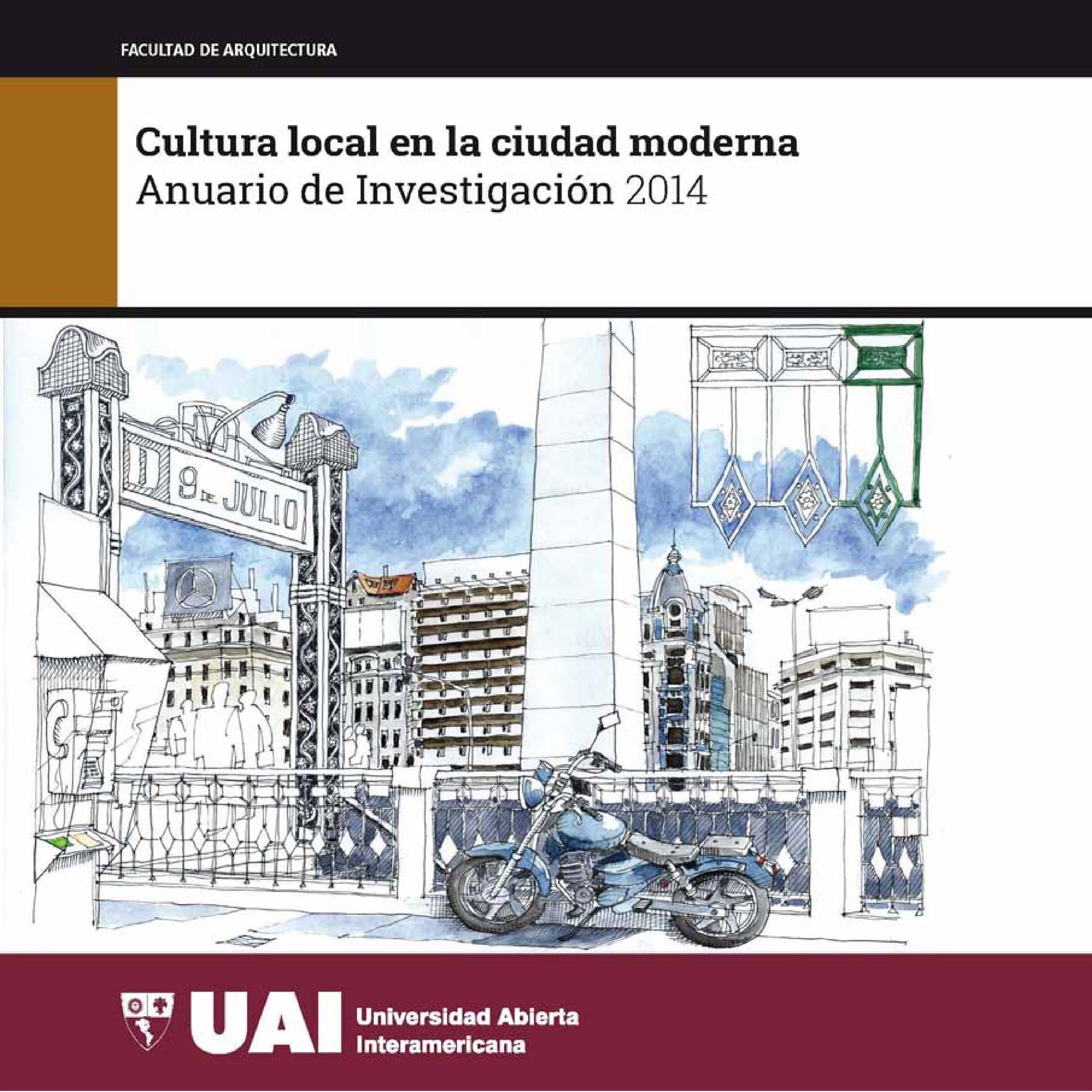 Anuario 2014 uai arq by CAEAU - issuu